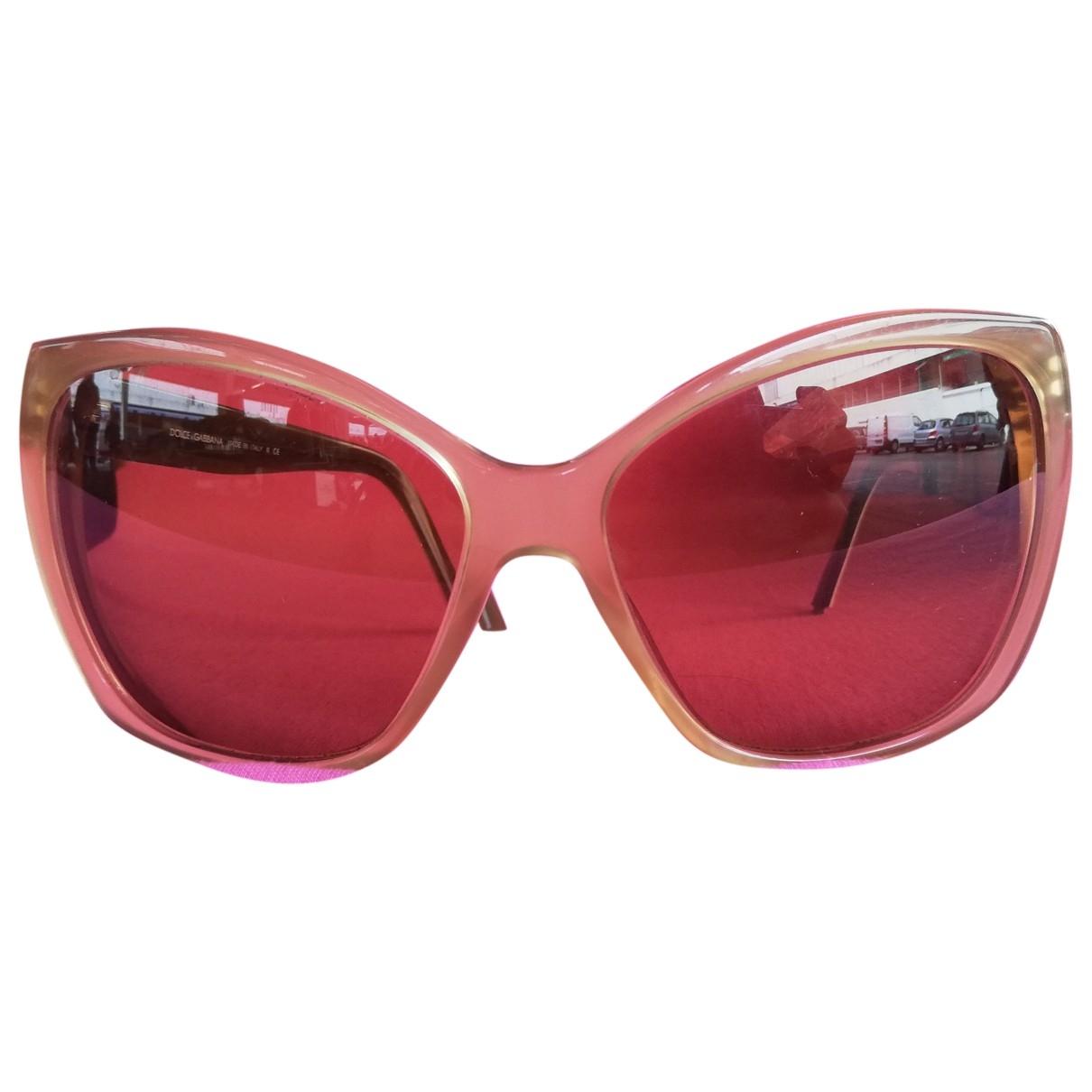 Dolce & Gabbana \N Beige Sunglasses for Women \N