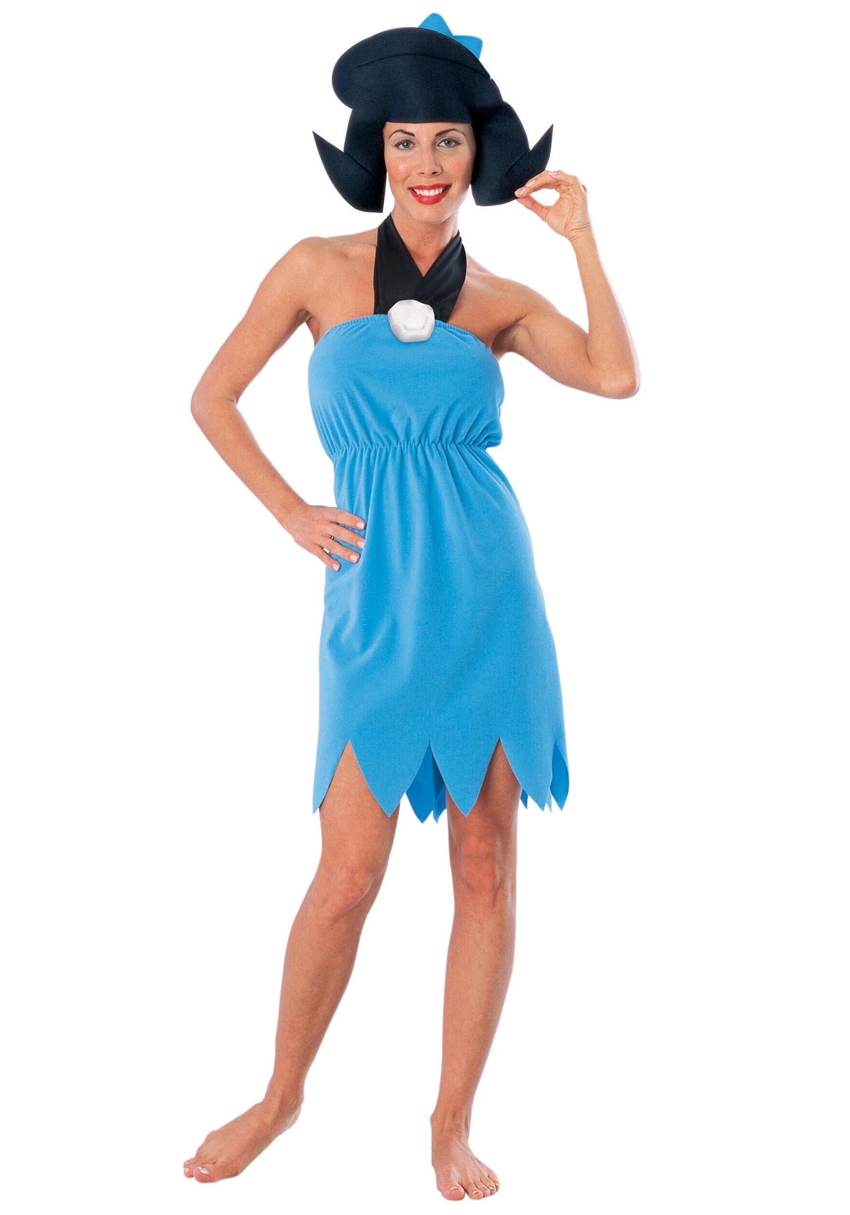 Women's Betty Rubble Costume