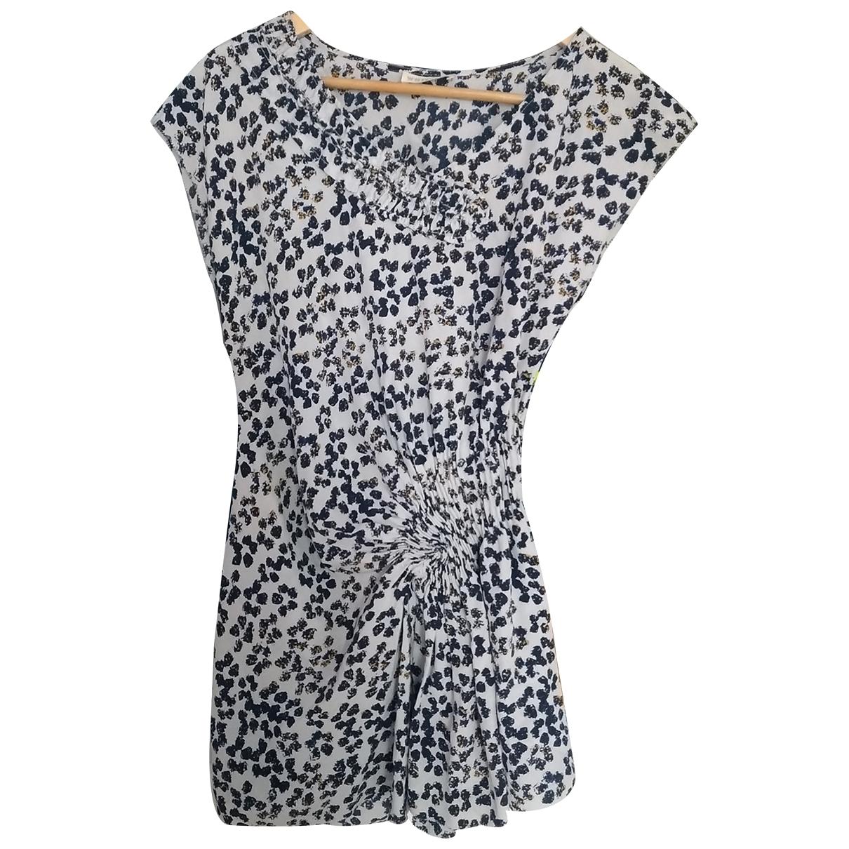 Mini vestido de Seda Whistles