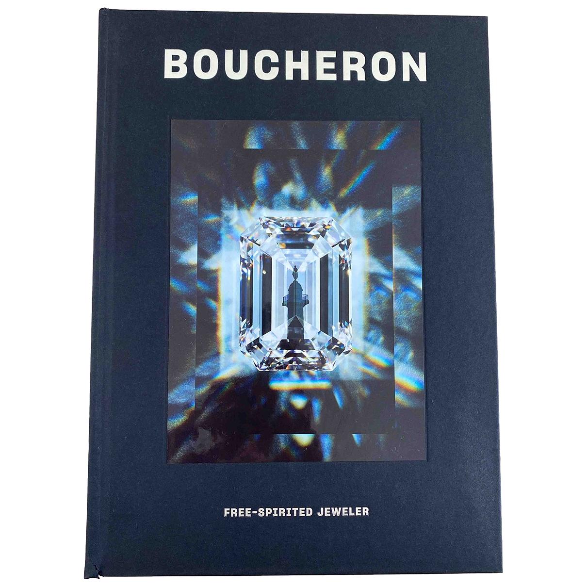 Boucheron - Mode   pour lifestyle en coton - noir