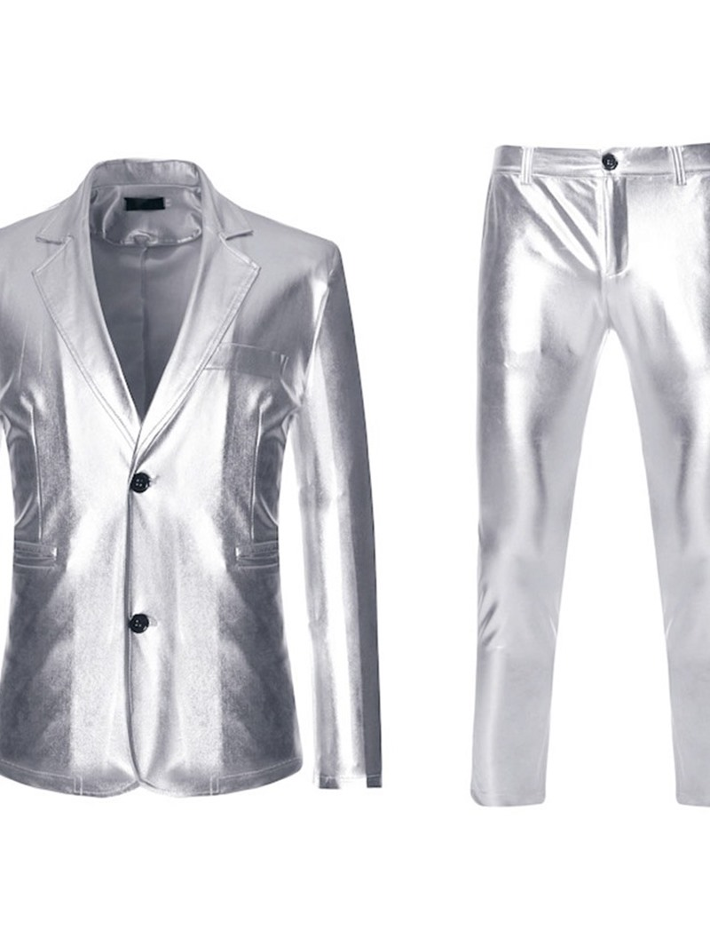 Ericdress Pants Fashion Single-Breasted Dress Suit