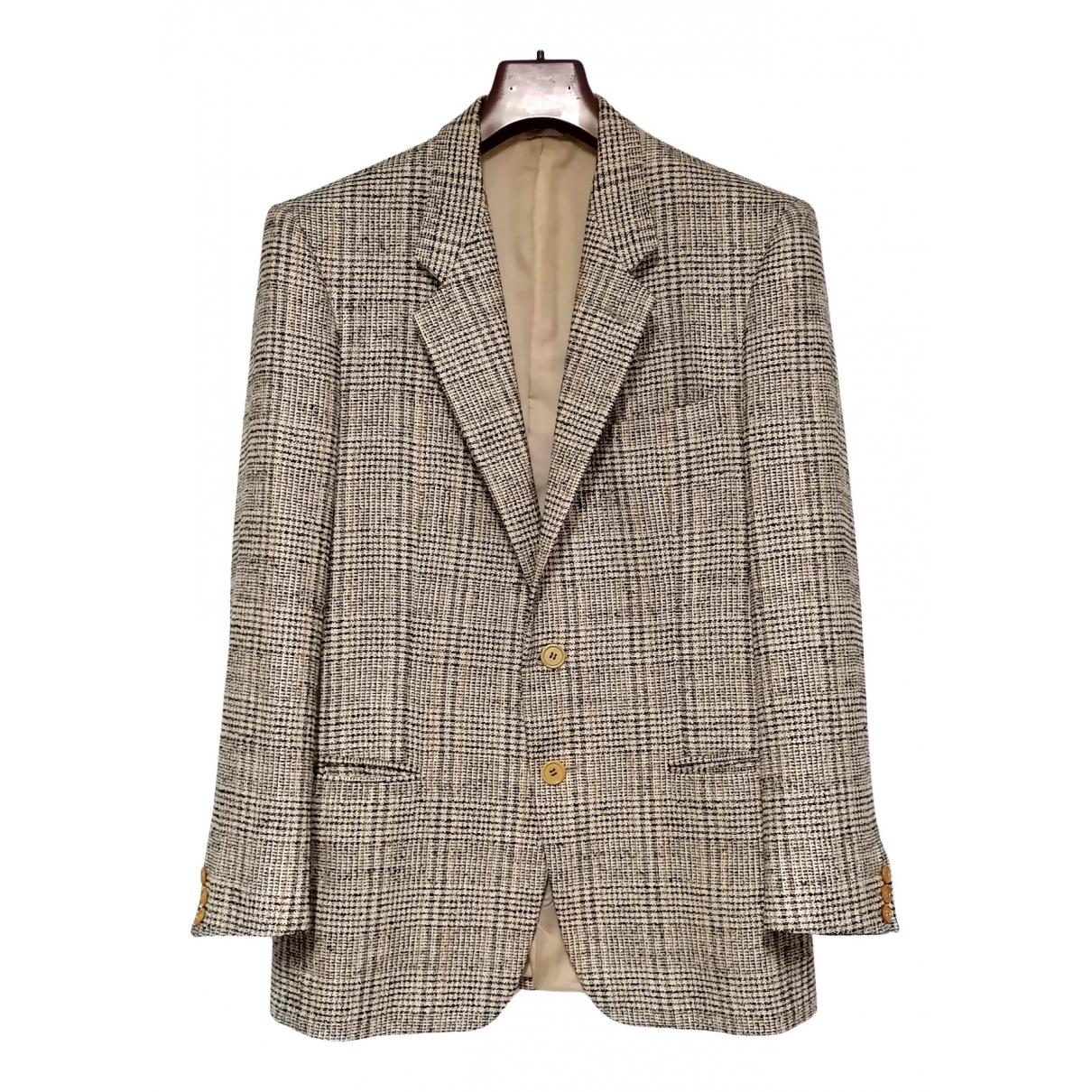 Valentino Garavani - Vestes.Blousons   pour homme en laine - multicolore