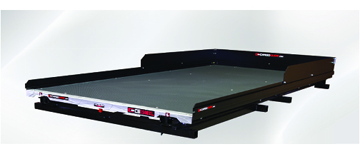 Slide Out Truck Bed Tray 1500 lb capacity 100% Extension 36 Bearings  Alum Tie-Down Rails Plywood Deck Fits most 5.5-5.75FT Short Beds