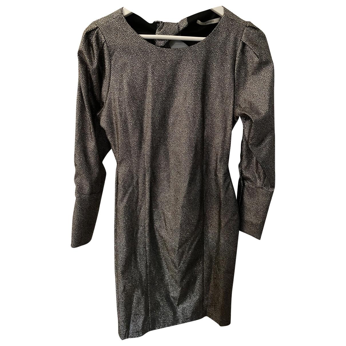 Uterque - Robe   pour femme - dore