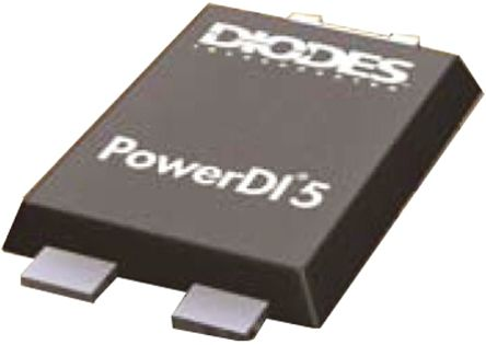 DiodesZetex Diodes Inc 400V 5A, Silicon Junction Diode, 3-Pin PowerDI 5 PDR5G-13 (25)