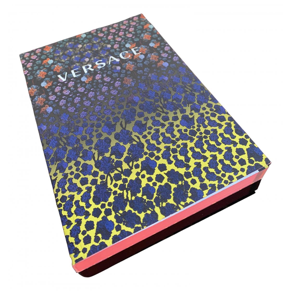 Versace \N Multicolour Wood Fashion for Life & Living \N