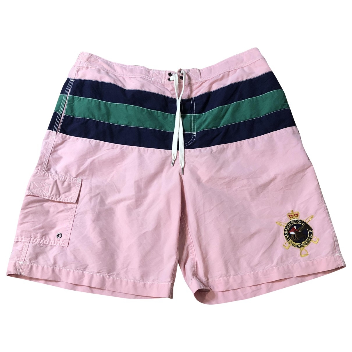 Polo Ralph Lauren \N Badeanzug in  Rosa Polyester