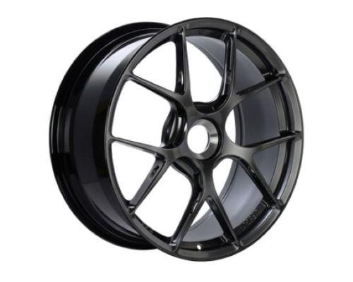 BBS FI-R Wheel 21x12.5 Center Lock 48mm Diamond Black