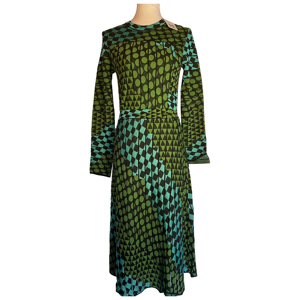 Missoni \N Multicolour Cotton dress for Women 44 IT