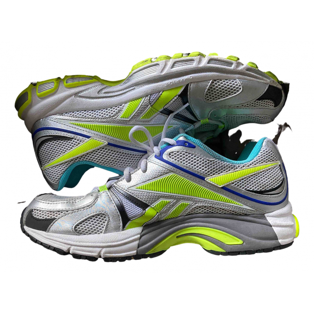 Reebok X Vetements \N Grey Trainers for Men 44.5 EU