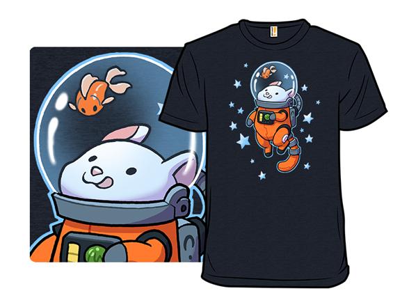 Catsronaught T Shirt