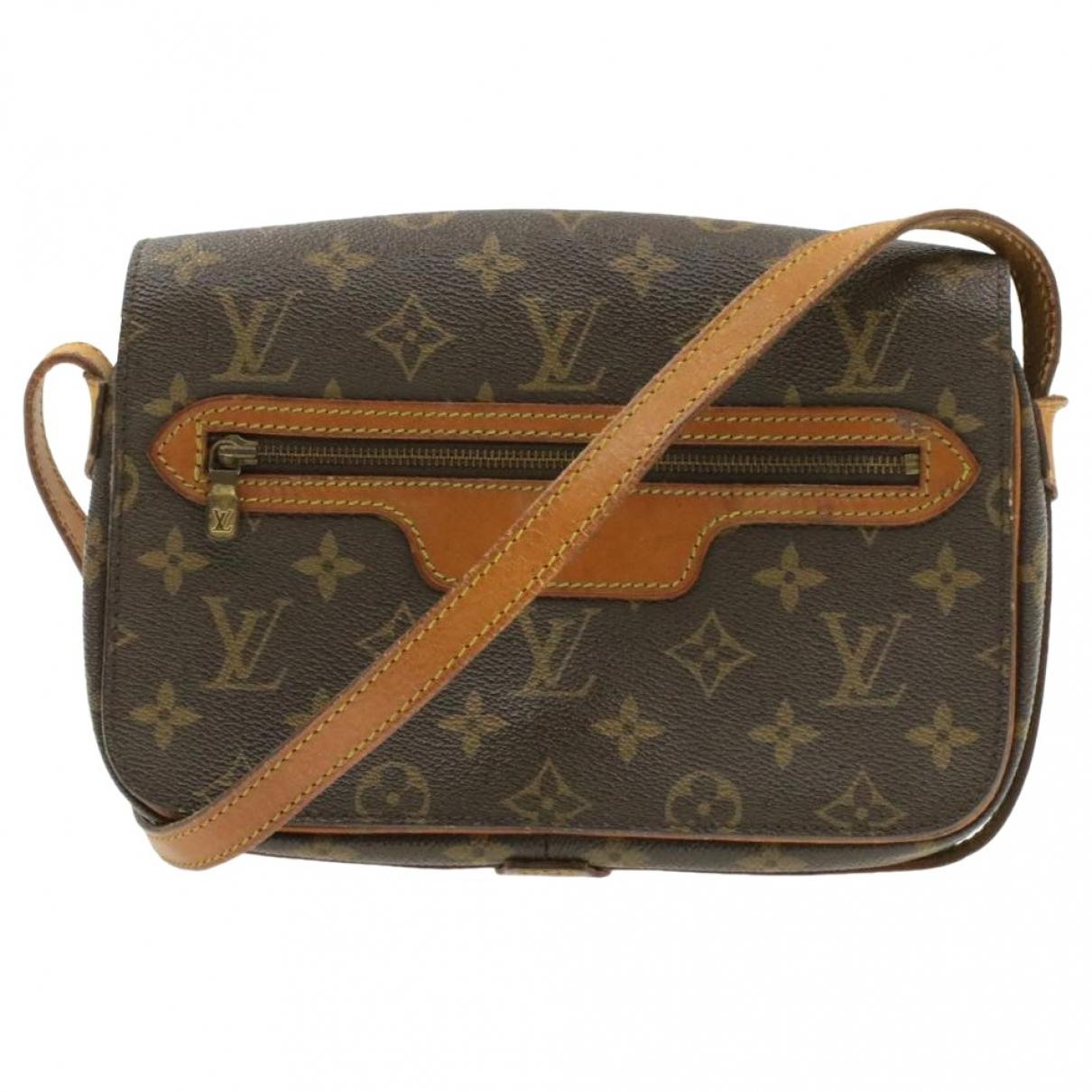 Bolso Saint-Germain de Lona Louis Vuitton