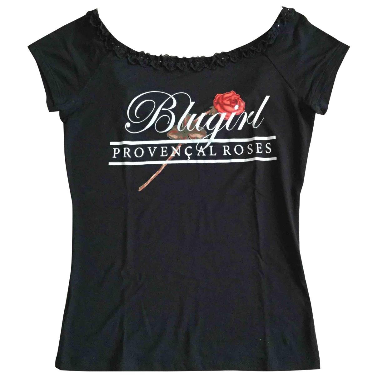 Blumarine \N Black  top for Women 42 IT