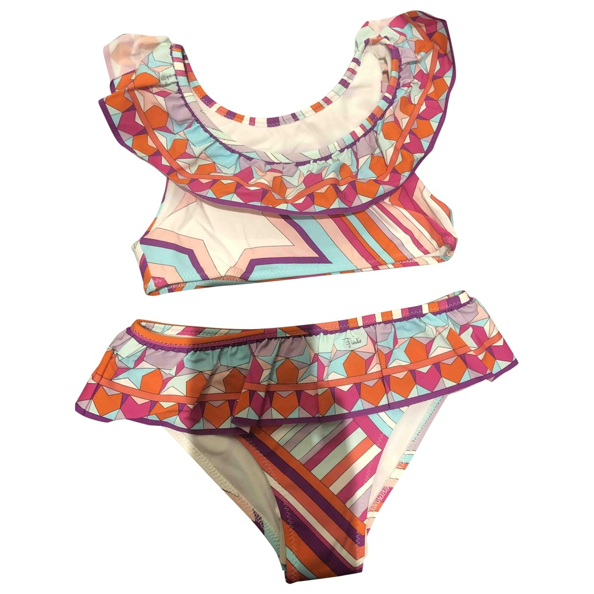 Emilio Pucci \N Sets in  Bunt Polyester