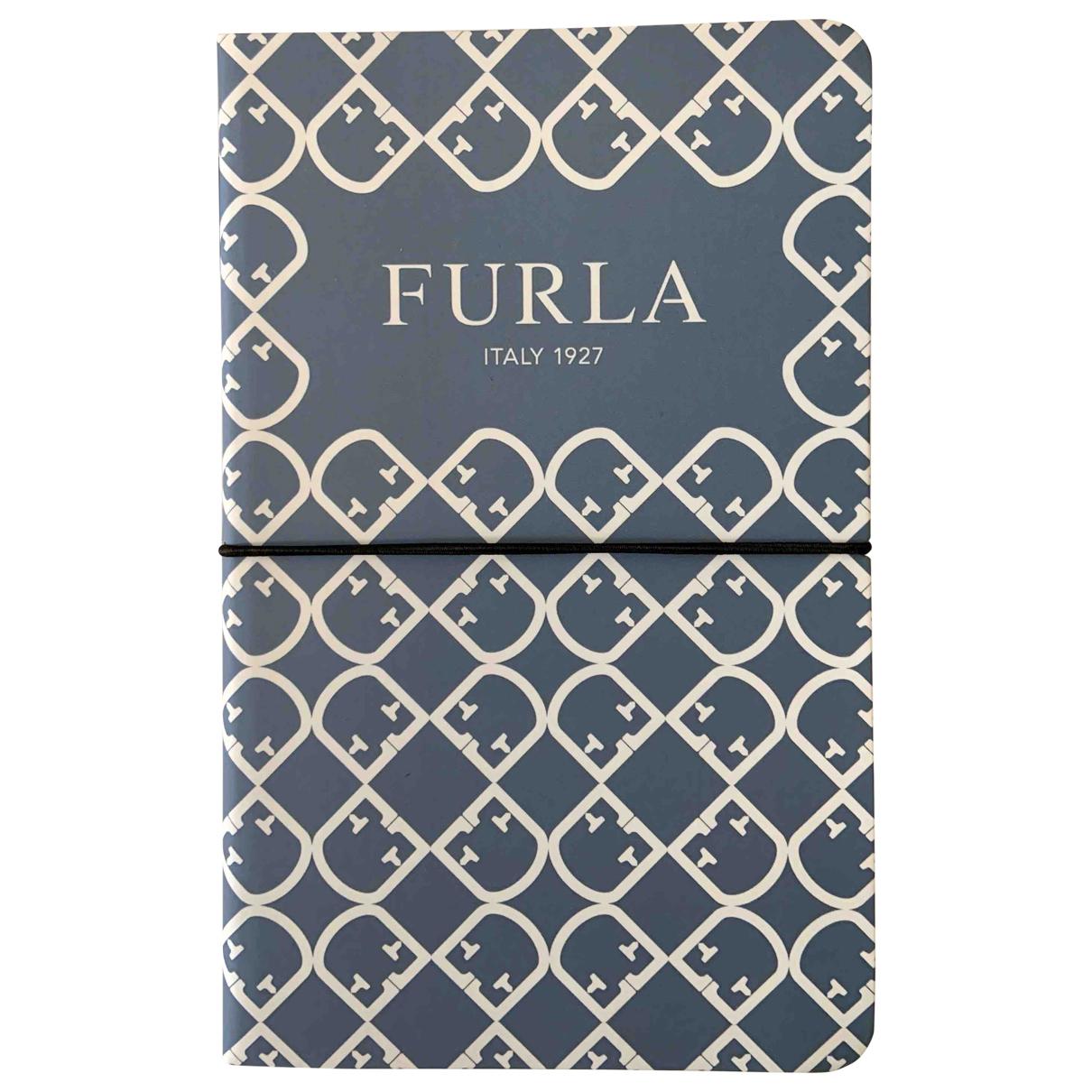 Furla - Objets & Deco   pour lifestyle en autre - bleu