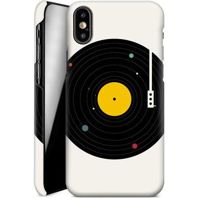 Apple iPhone X Smartphone Huelle - Music Everywhere von Florent Bodart