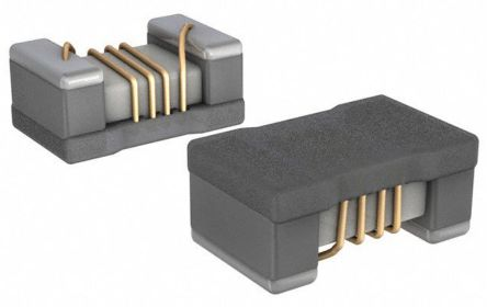Murata , LQW21H, 0805 (2012M) Wire-wound SMD Inductor with a Ferrite Core, 1.8 μH ±5% Wire-Wound 80mA Idc Q:35 (10)
