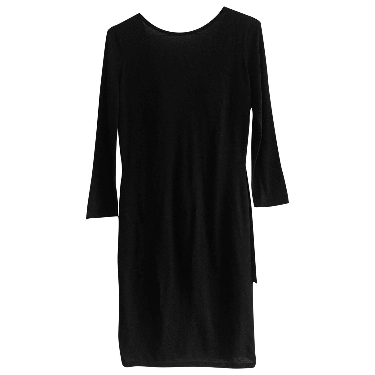 Mcq - Robe   pour femme en laine - noir