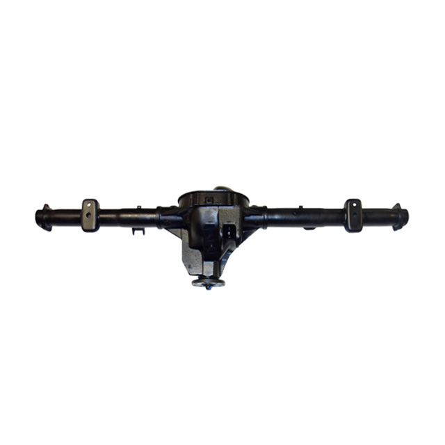 Reman Complete Axle Assembly for Ford 8.8 Inch 98-08 Ford Ranger 4.56 Ratio 10 Inch Drum Brakes Posi LSD Zumbrota Drivetrain RAA435-1949B-P