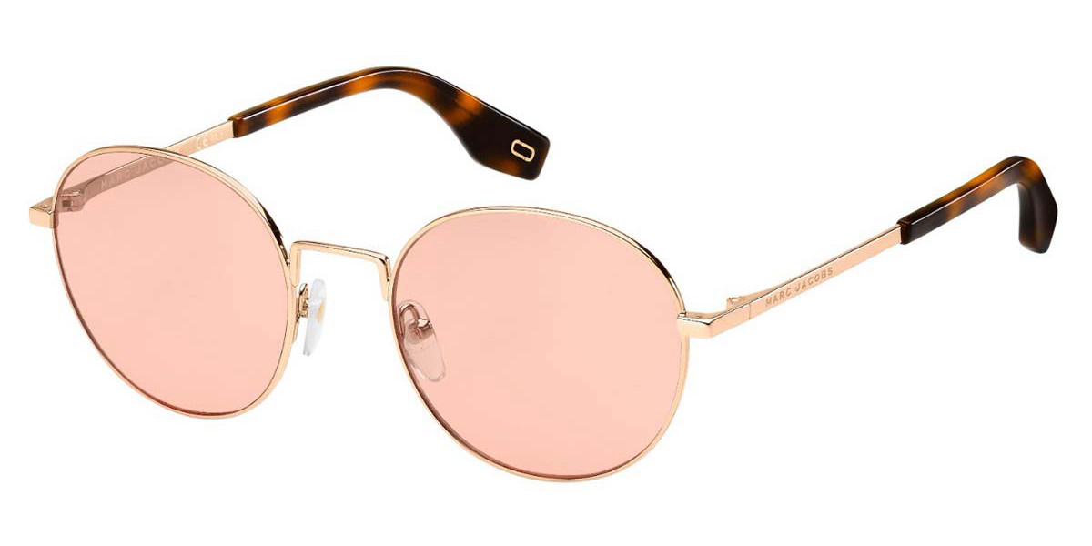 Marc Jacobs MARC 272/S 1N5/U1 Men's Sunglasses Gold Size 53