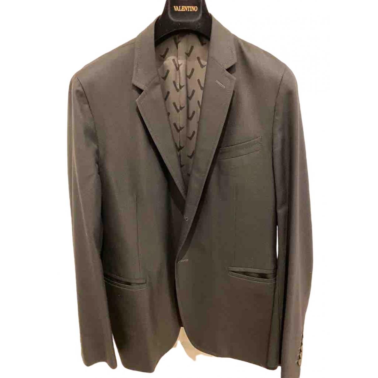 Gucci \N Black Wool jacket  for Men L International