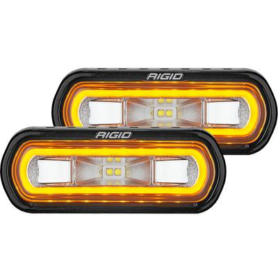 Rigid Industries SR-L Series Surface Mount LED Spreader Light (Amber Halo) - 53123