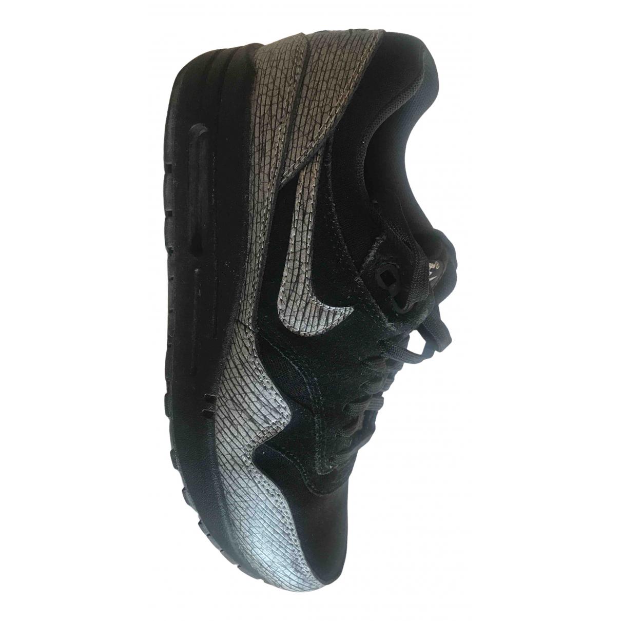 Deportivas Air Max 1 de Cuero Nike