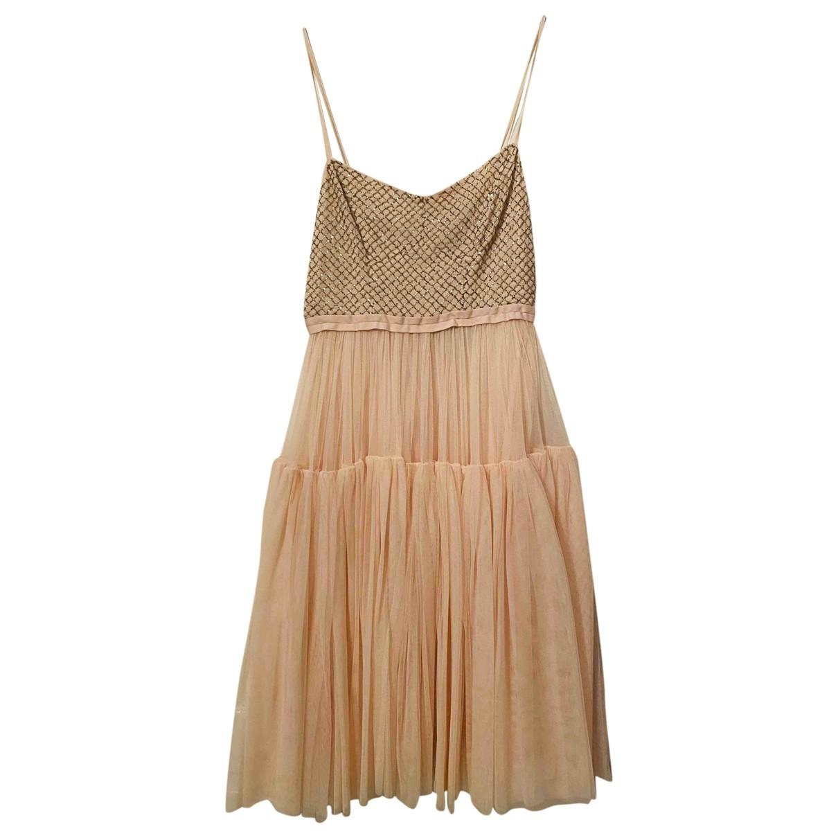 Needle & Thread - Robe   pour femme - rose