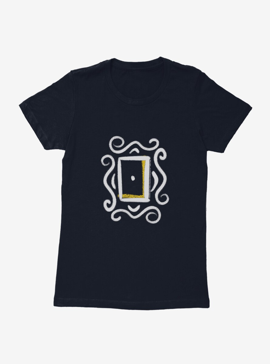 Friends Frame Icon Womens T-Shirt