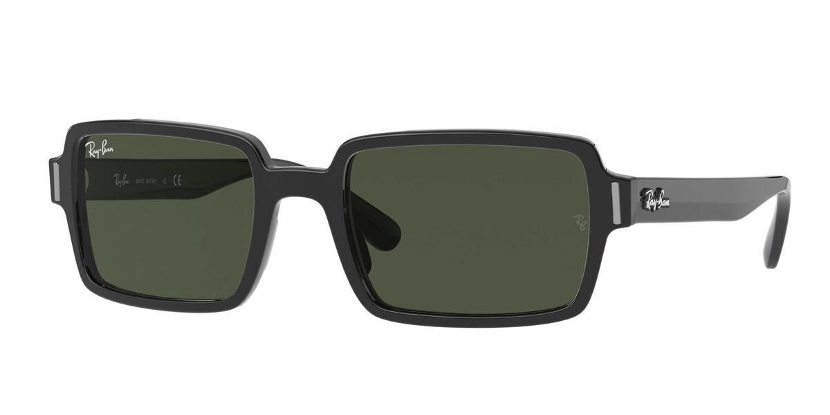Ray-Ban RB2189 901/31 Men's Sunglasses Black Size 52
