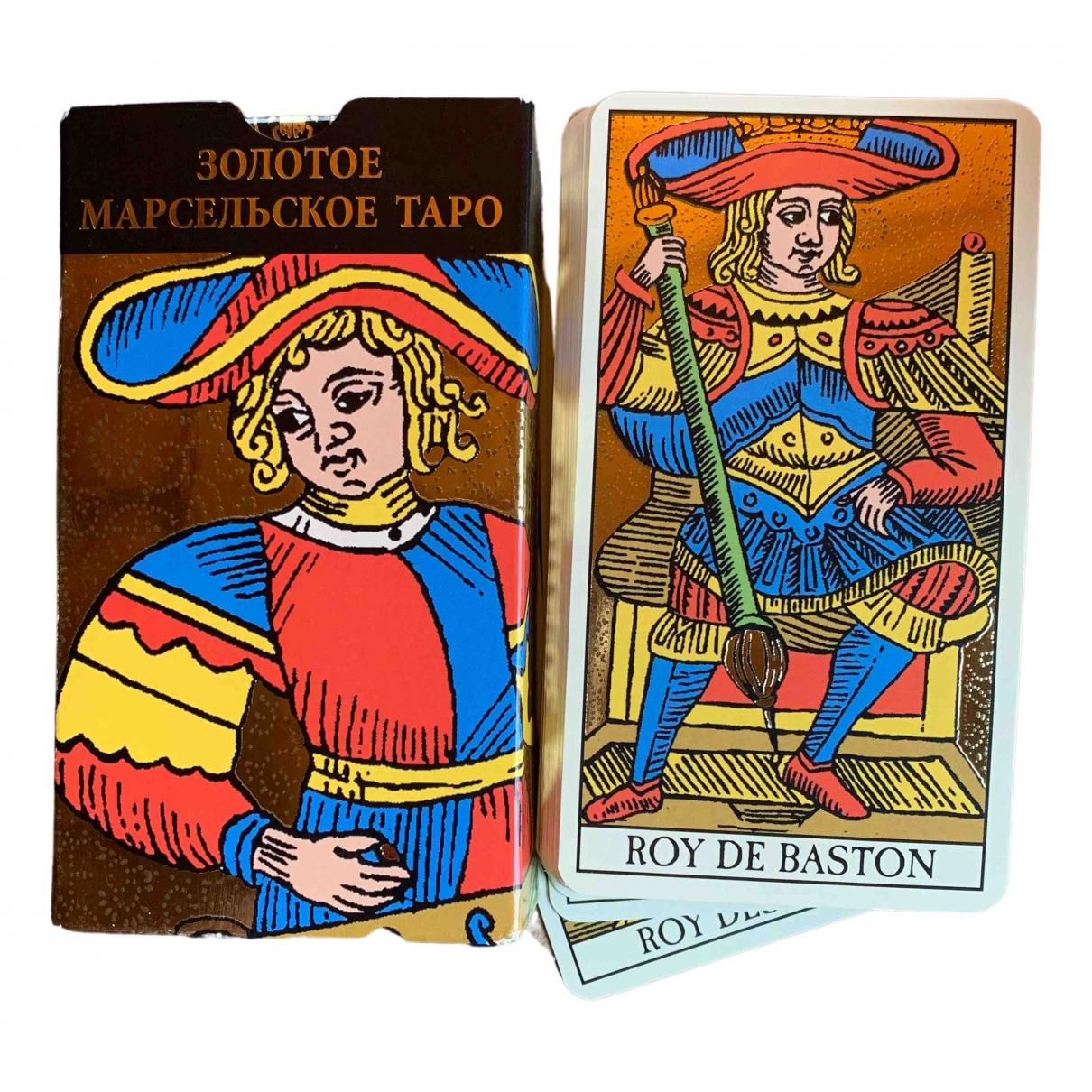 Juego de cartas Non Signe / Unsigned