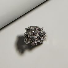 Tiger Design Ring