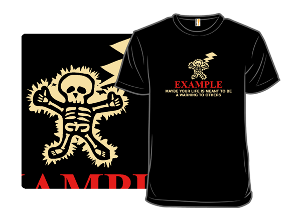 Example T Shirt
