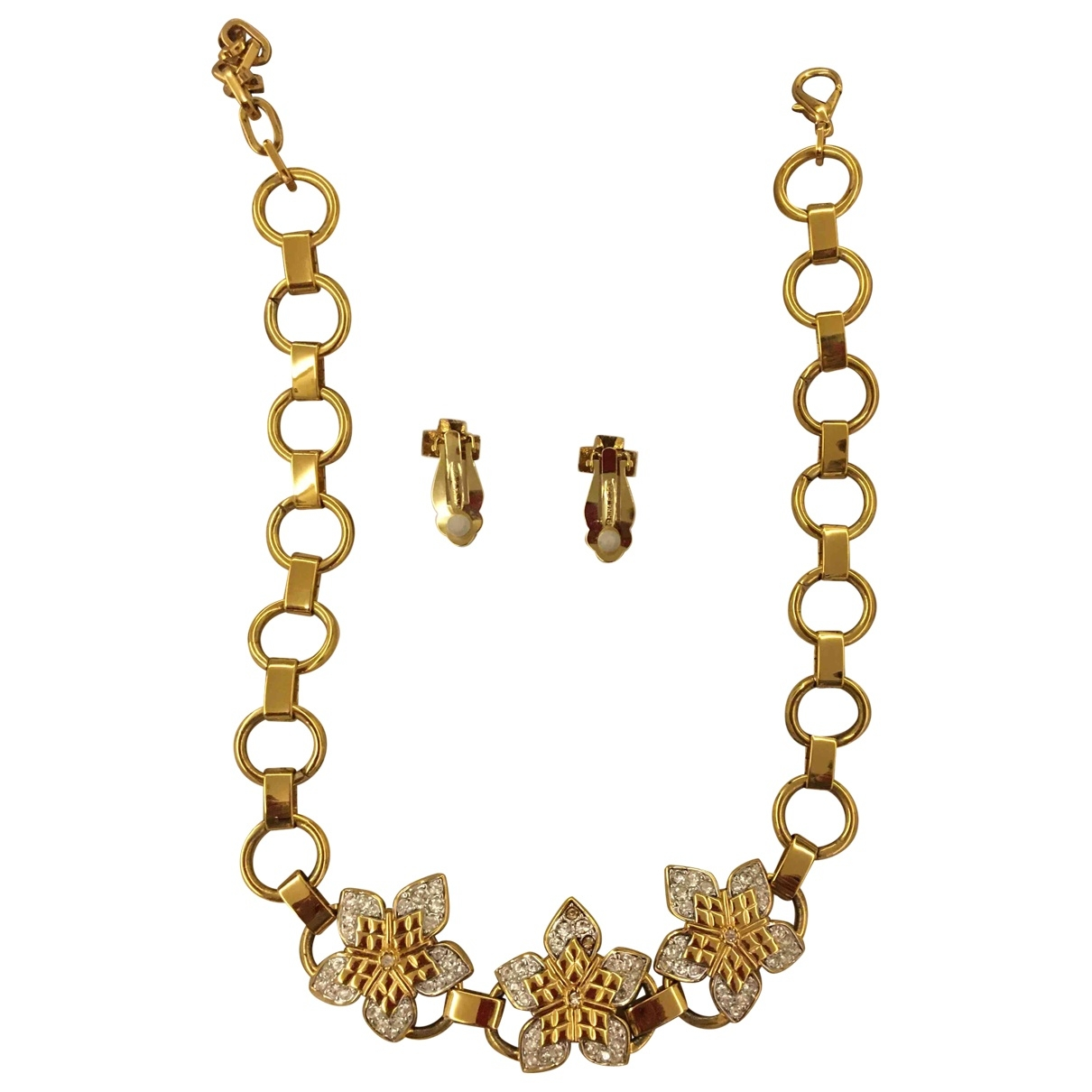 Nina Ricci \N Schmuck-set in  Gold Vergoldet