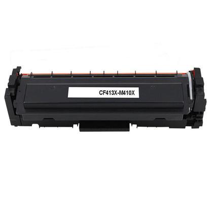 Compatible HP 410X CF413X cartouche de toner magenta haute capacite - boite economique