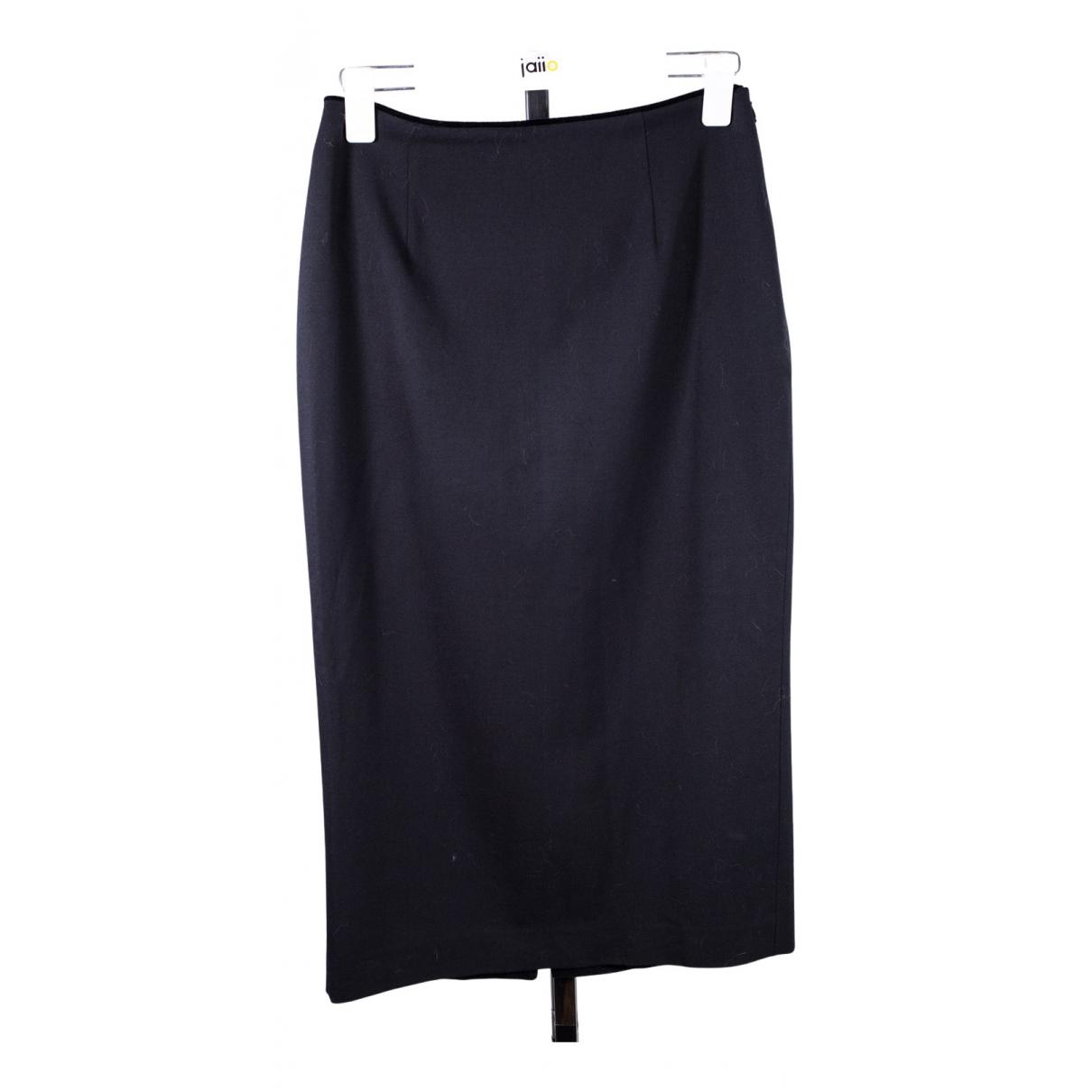 Paul Smith N Black Wool skirt for Women 38 FR