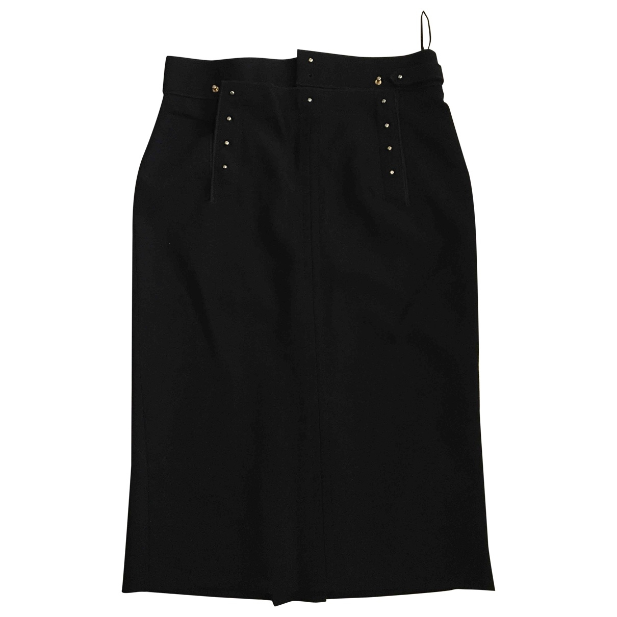 Tom Ford - Jupe   pour femme en laine - noir