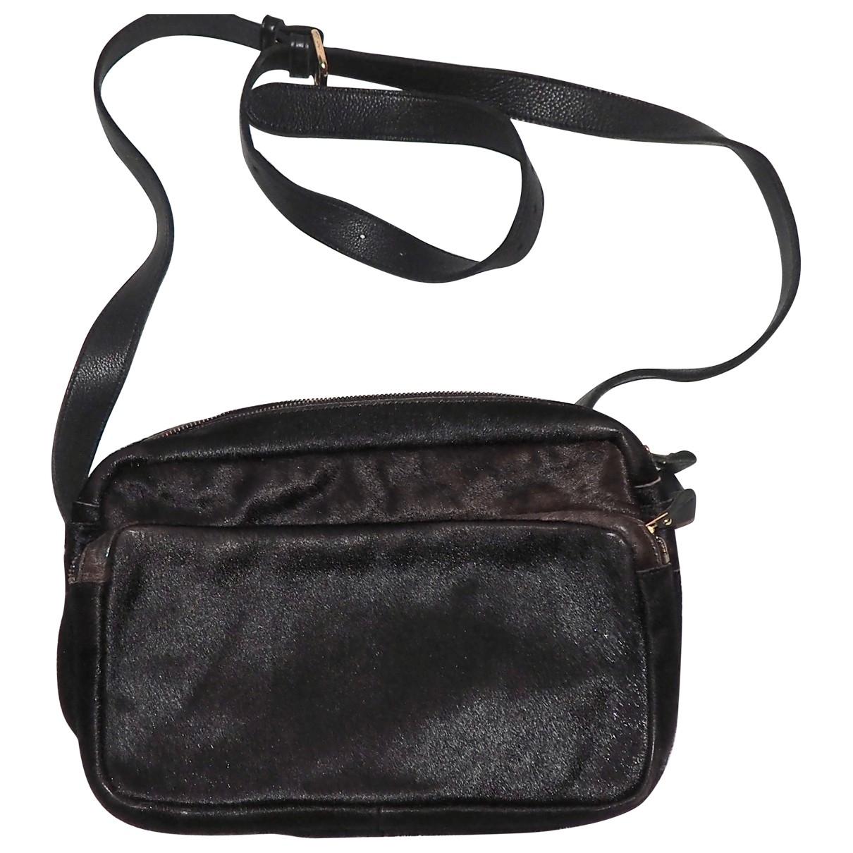 Leon & Harper \N Brown Pony-style calfskin handbag for Women \N