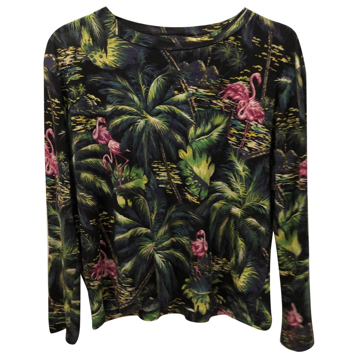 Polo Ralph Lauren \N Multicolour Cotton  top for Women 8 UK