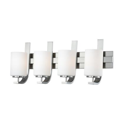 Sl715478 Pendenza Wall Lamp Brushed Nickel