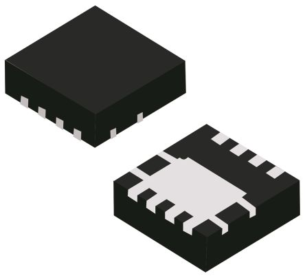 DiodesZetex N-Channel MOSFET, 5.3 A, 100 V, 8-Pin POWERDI3333 Diodes Inc DMN10H120SFG-13 (20)