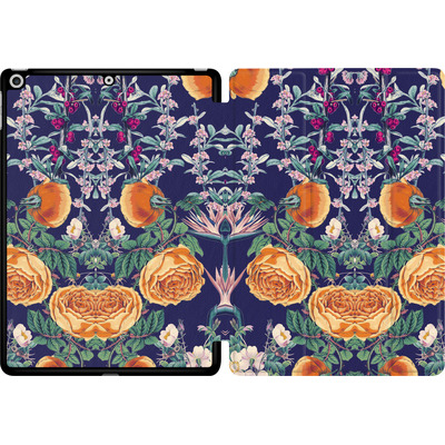 Apple iPad 9.7 (2017) Tablet Smart Case - Midnight Spring von Zala Farah