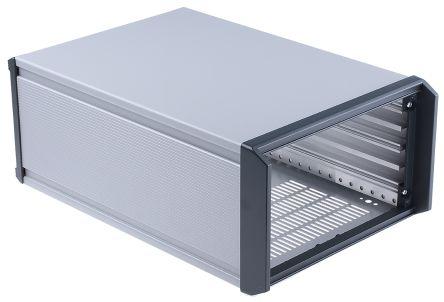 Schroff propacPro 3U Server Cabinet 155 x 257 x 386mm, Grey