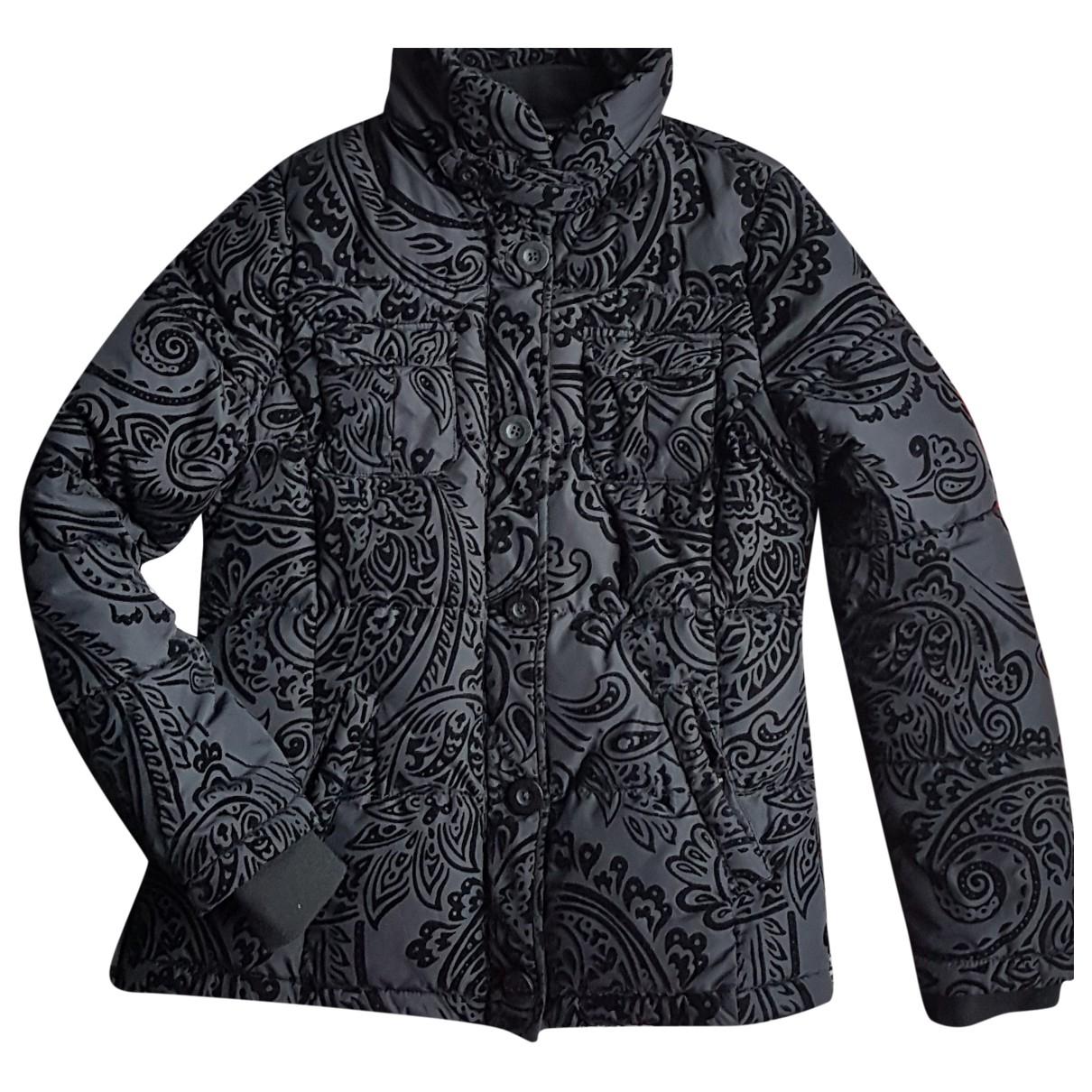Desigual \N Maentel in  Grau Polyester