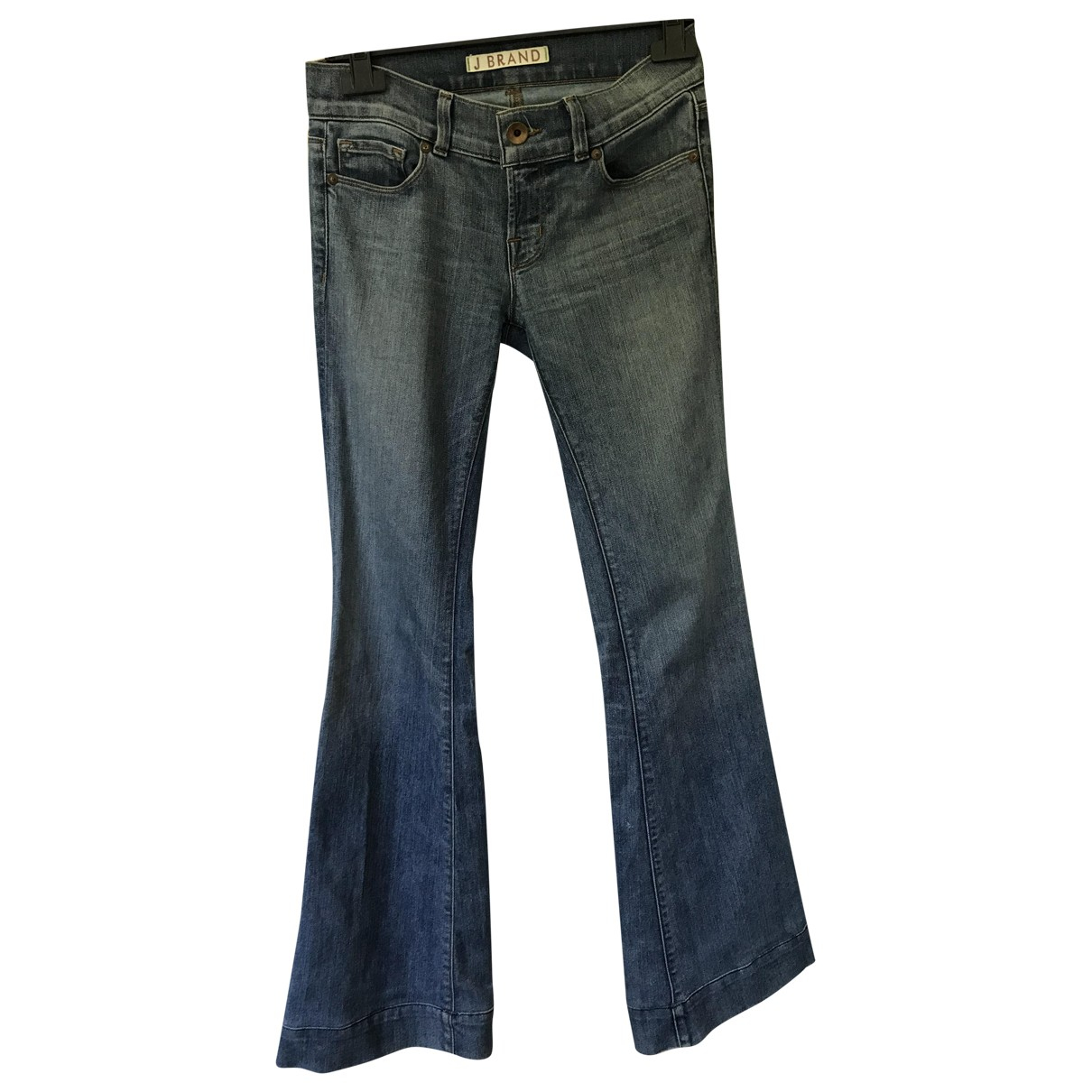 J Brand \N Navy Denim - Jeans Jeans for Women 26 US