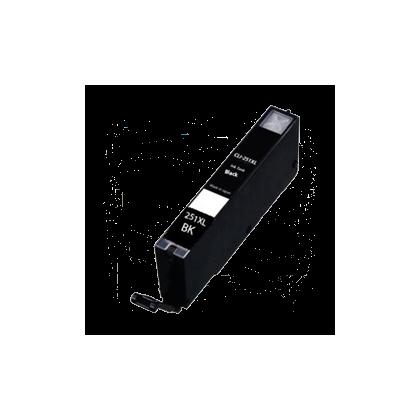 Compatible Canon CLI-251XL Cartouche D'encre Noire - boîte économique