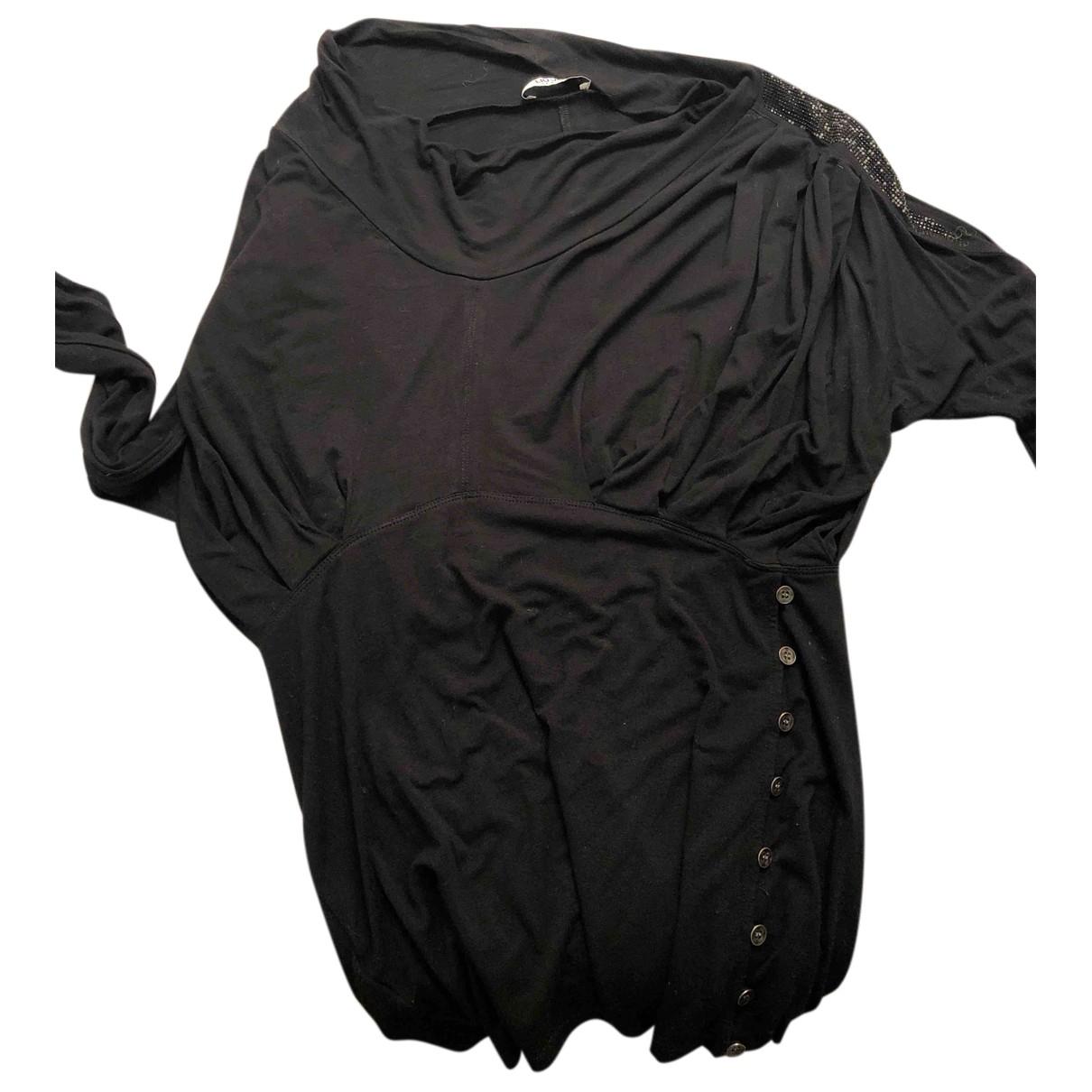 Liu.jo N Black Knitwear for Women 44 IT