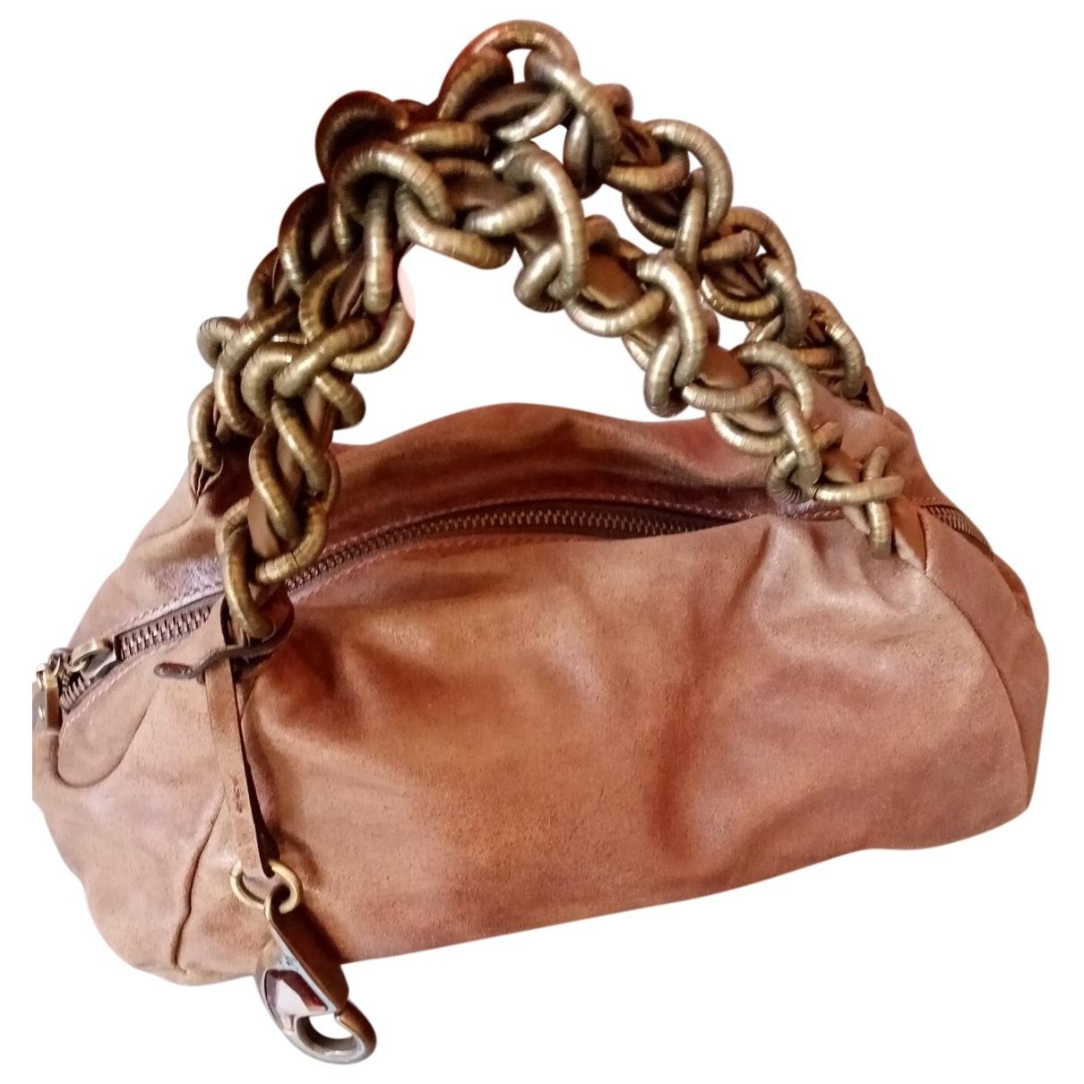 Fay \N Leather handbag for Women \N