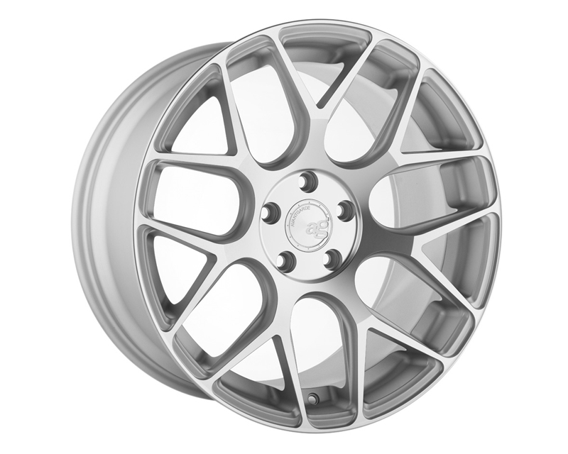 Avant Garde M590-MSM515208515 M590 Satin Silver Wheel 20x8.5 5x115 15mm