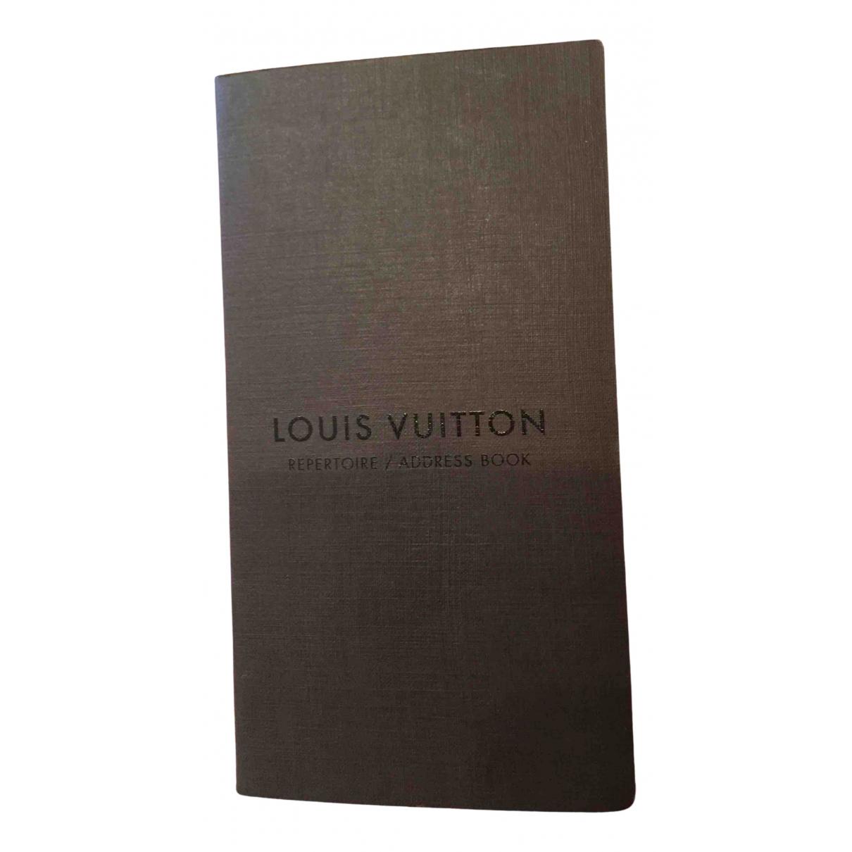 Louis Vuitton N Brown Home decor for Life & Living N